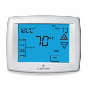 Emerson Blue 12 in. touchscreen Multi-St
