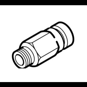 Brass Adaptor For T150 Transmitter
