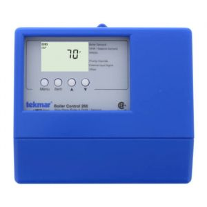 Boiler and DHW Control