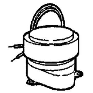 Replacement Motor, 277 VAC