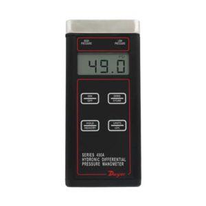 Wet/Wet Handheld Digital Manometer