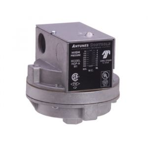 Low Gas Pressure Switch, 2-20 in. w.c.
