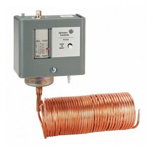 Temperature Actuated Pneumatic Switch