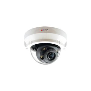 ACTi 2MP Indoor Dome IR 2.8-8 mm Lens