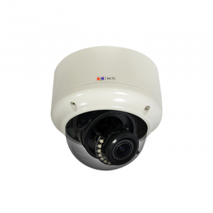 ACTi 3MP Outdoor Dome Zoom 2.8-12 mm