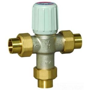 Thermostatic Mixing Valve, 1/2 in.