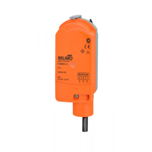 Direct Coupled Actuator, 12 in-lb