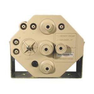 Pneumatic Reset Volume Controller