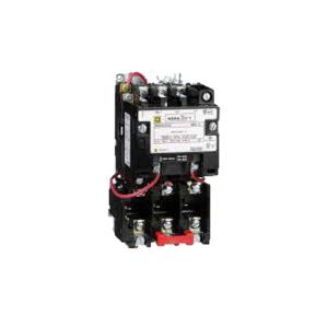 Type S Full Voltage Starter, 3 Poles