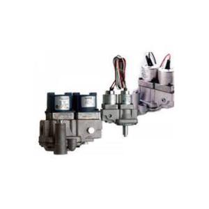 Dual Operator Combination Gas Valve