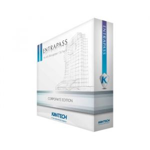 EntraPass Corporate Edition v8 Email