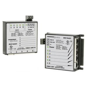 BAS Unmanaged Switch, Panel