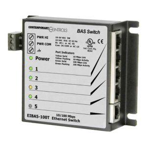 BAS Unmanaged Switch, DIN Rail