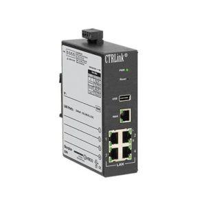 Skorpion IP Router, DIN Rail