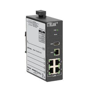 Skorpion IP Router With VPN, DIN Rail