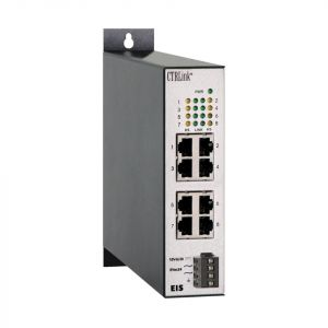 EIS Unmanaged Switch, DIN Or Panel