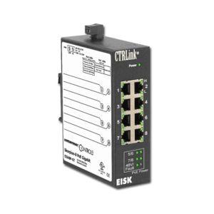 Skorpion Unmanaged Switch, DIN Rail