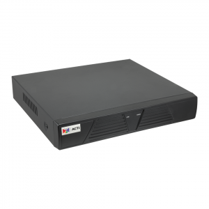 ACTi 9-Channel NVR 8 poe No HDD