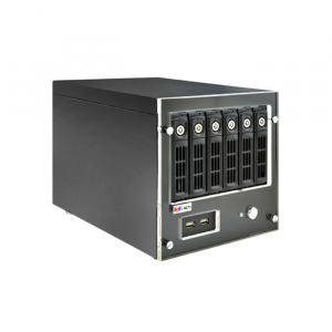 ACTi 4-Channel 6-BAY Standalone NVR