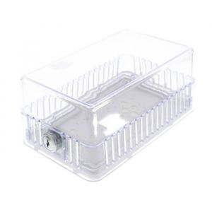 Thermostat Guard, Transparent Cover With