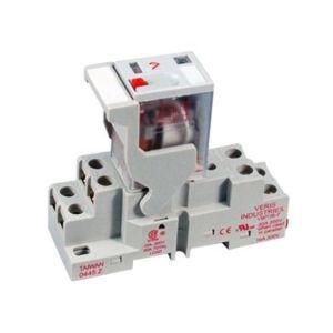 Socket Relay, 12-15 Amps