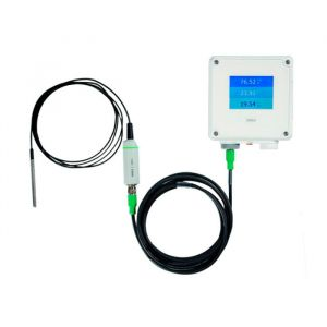 Compact Humidity And Temperature Probe