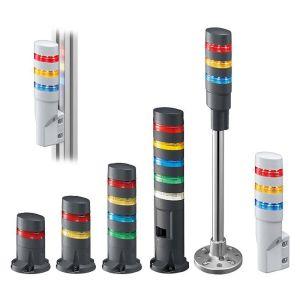 LD6A LED SignaLight Towers
