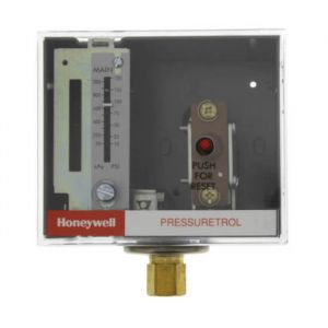 Pressuretrol Limit Controller