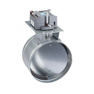 Bypass Damper Controller, 6 IO