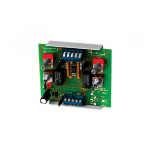 Manual Analog Override Switch