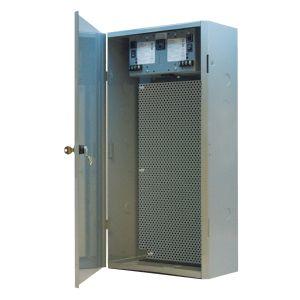Enclosed Dual Power Supply, 100 VA