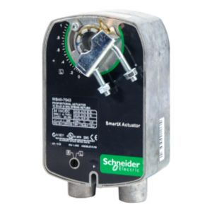 Direct Coupled Actuator, 35 in-lb.