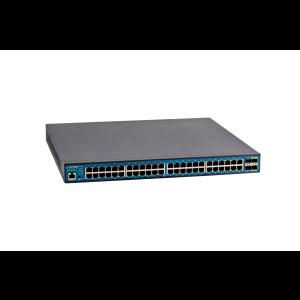 Edge Switch, 48 PoE+ GE, 4 SFP, 1 RU