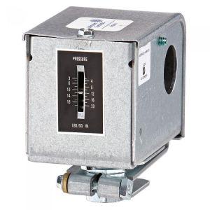 Low Pressure Control