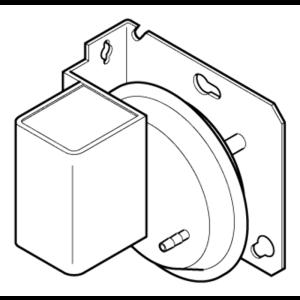 Air Flow Pressure Switch