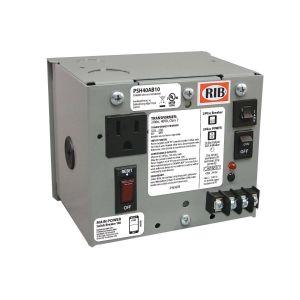 Enclosed Single Power Supply, 40 VA