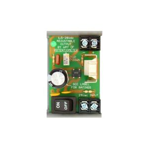 Track Mount Non-Isolated Power Supply
