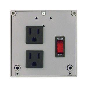 Enclosed Power Control Center