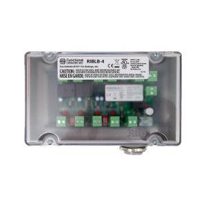 Enclosed AHU Fan Safety Alarm Circuit