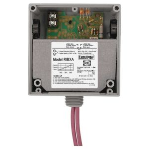 Enclosed Adjustable Current Switch
