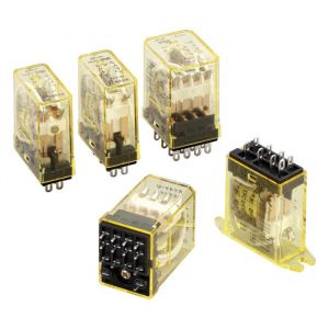 RY Miniature Relay, 3 Amps