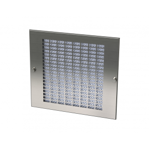 Filter And Grille Assembly, 10 in.