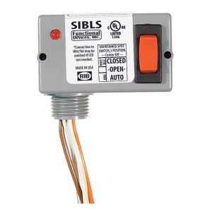 Enclosed Switch, 5 Amps