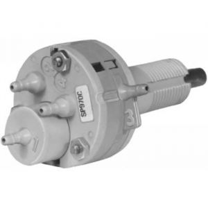 Pneumatic Manual Or Position Switch