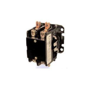 DP Contactor, 2 Pole, 30 Amps