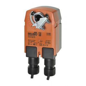 Direct Coupled Actuator, 22 in-lb