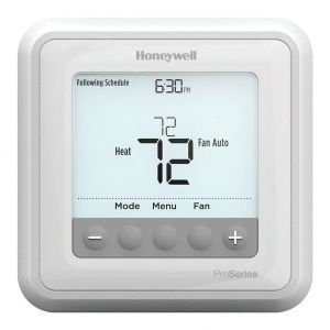 T6 Pro Programmable Thermostat