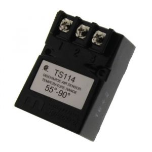Discharge Air Sensor, 55 F To 90 F