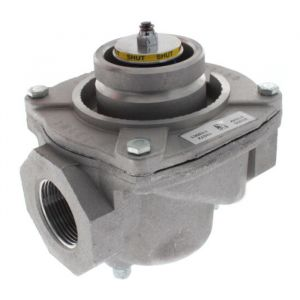Gas Valve, 4 in., Flanged