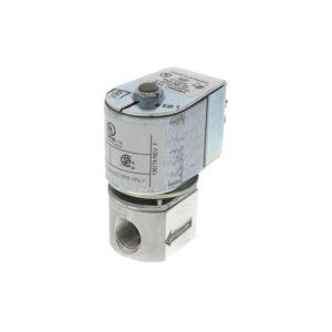 Solenoid Pilot Gas Valve, 3/8 in., NPT